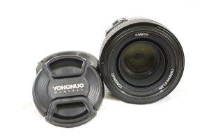 YN 50 mm Prime for Nikon